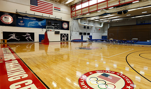 Lake Placid Training Facility